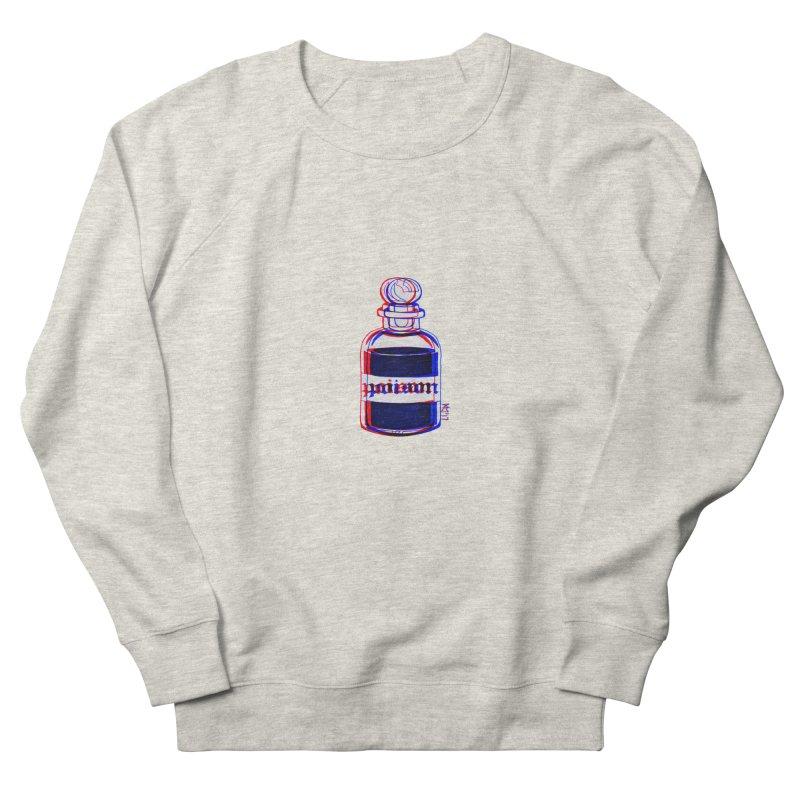 poison Men's Sweatshirt by Earthtomonica's Artist Shop