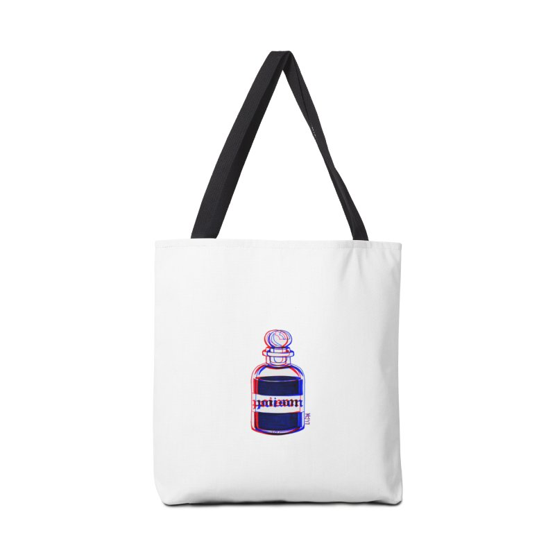 poison Accessories Bag by Earthtomonica's Artist Shop
