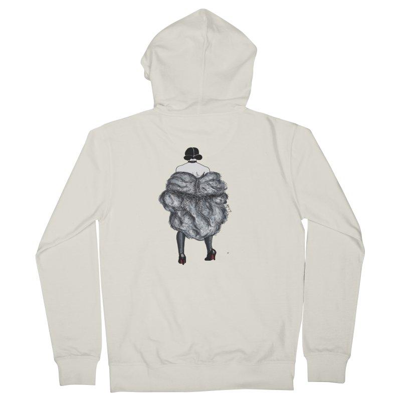 only in dreams Men's Zip-Up Hoody by Earthtomonica's Artist Shop