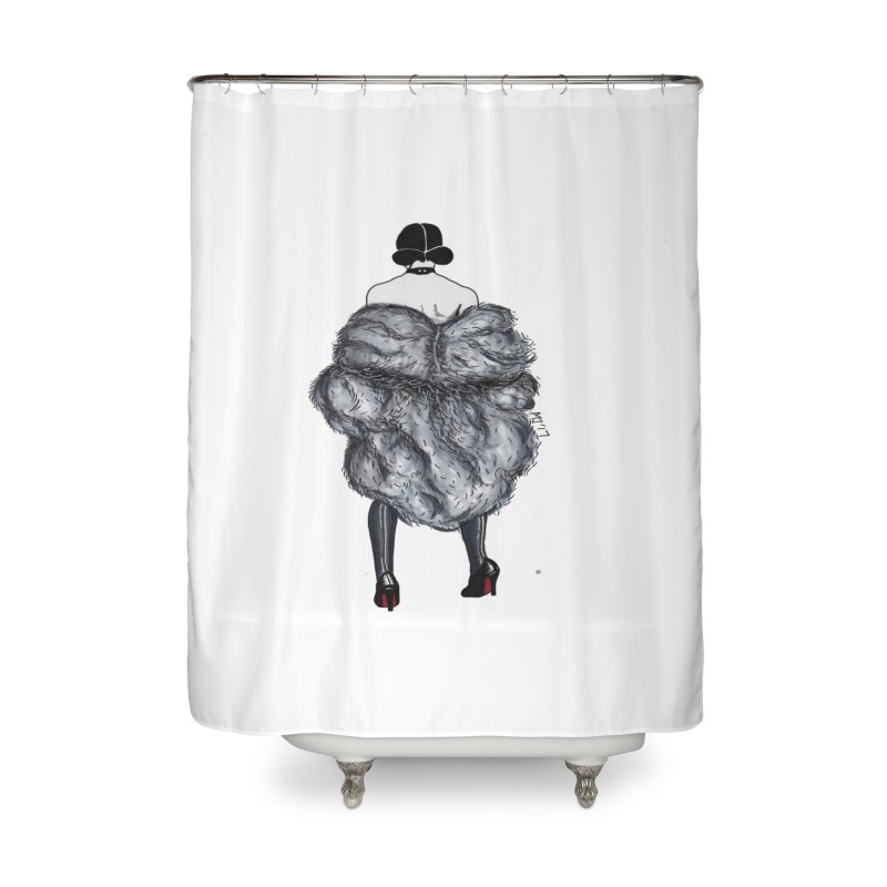 only in dreams Home Shower Curtain by Earthtomonica's Artist Shop