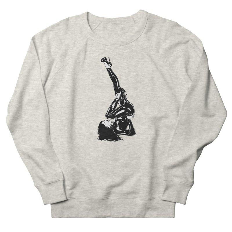 smuttycakes Women's French Terry Sweatshirt by Earthtomonica's Artist Shop
