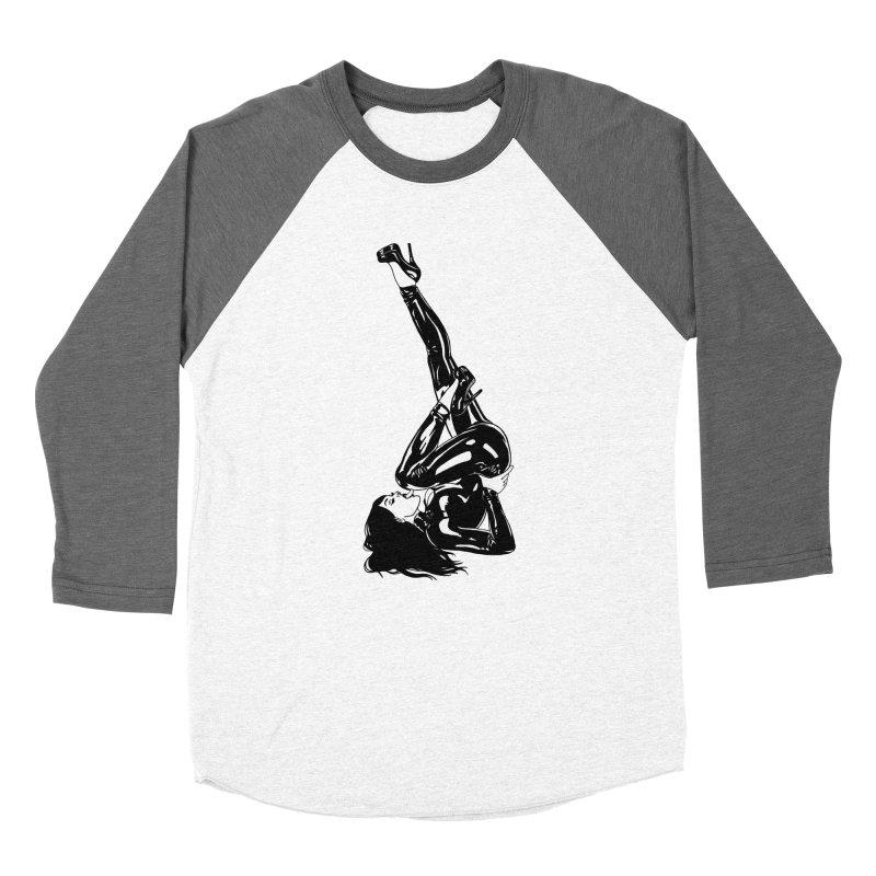smuttycakes Men's Baseball Triblend Longsleeve T-Shirt by EarthtoMonica