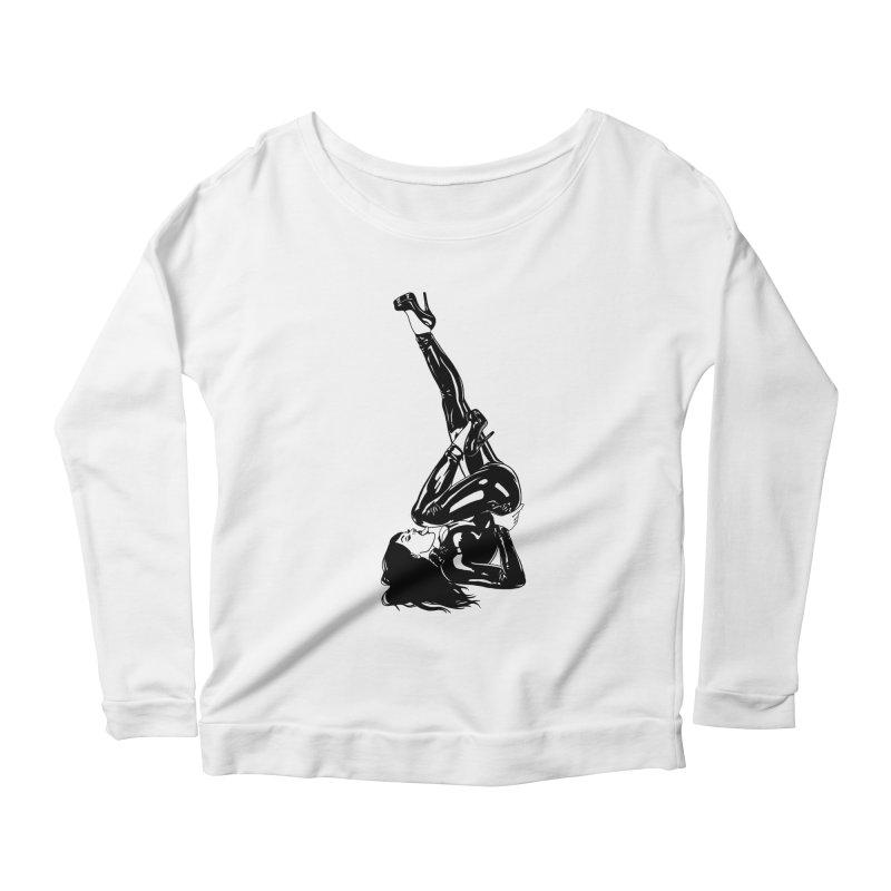 smuttycakes Women's Scoop Neck Longsleeve T-Shirt by EarthtoMonica