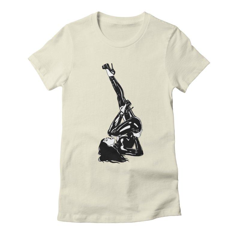 smuttycakes Women's Fitted T-Shirt by Earthtomonica's Artist Shop