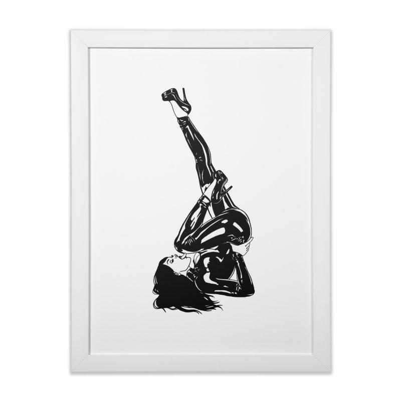 smuttycakes Home Framed Fine Art Print by EarthtoMonica