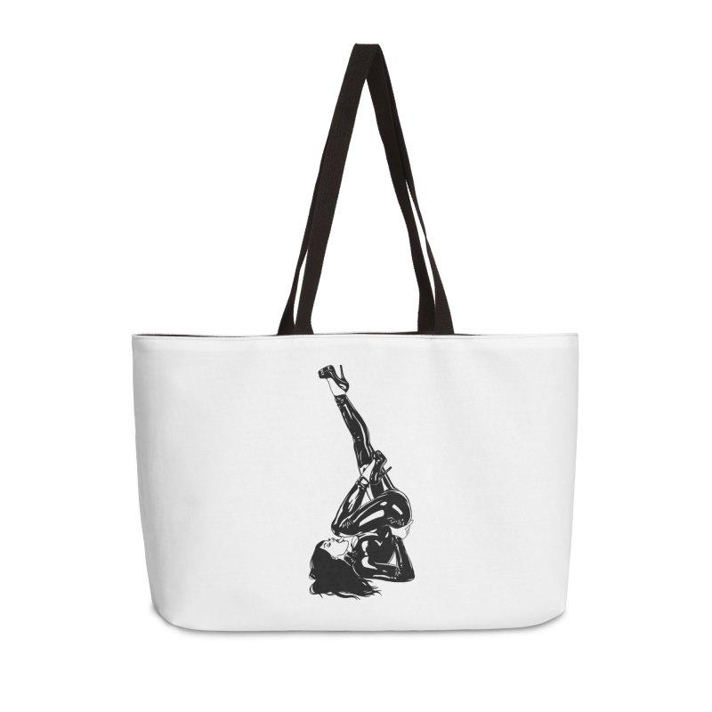 smuttycakes Accessories Weekender Bag Bag by EarthtoMonica
