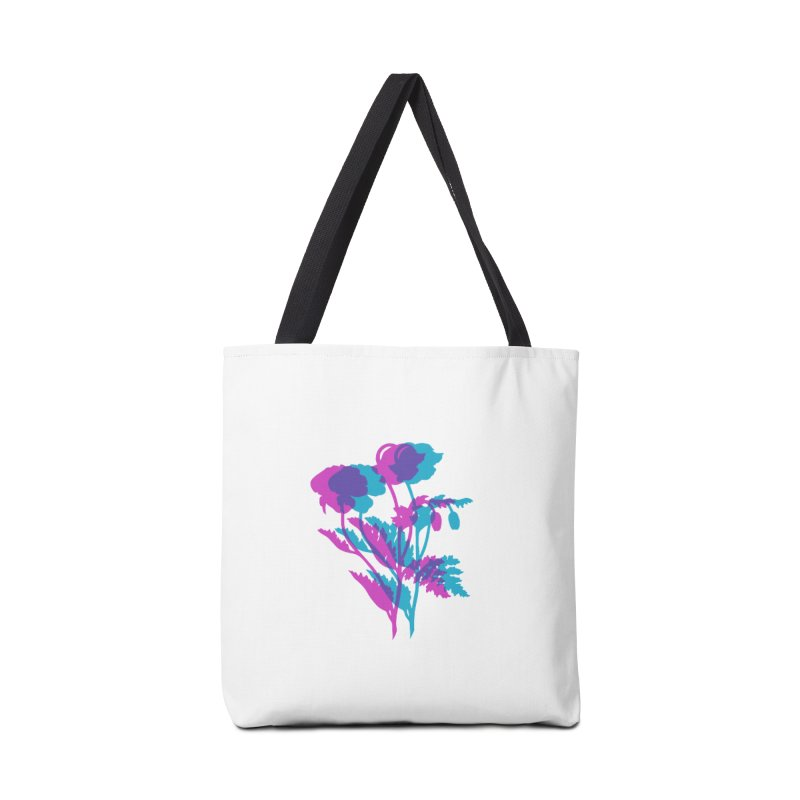 poppies Accessories Tote Bag Bag by EarthtoMonica