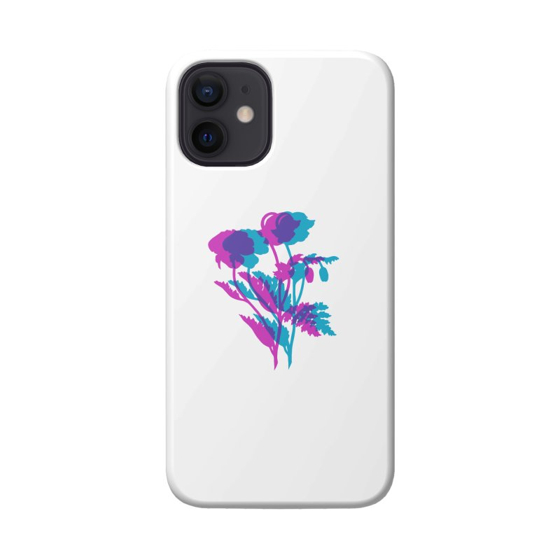 poppies Accessories Phone Case by EarthtoMonica