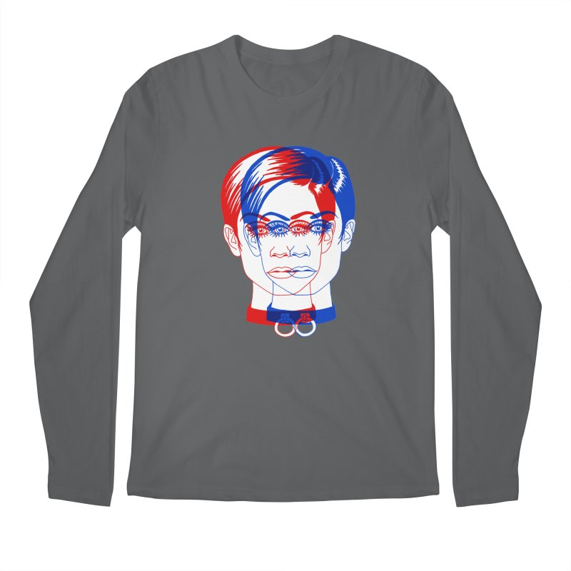 double twiggy Men's Regular Longsleeve T-Shirt by EarthtoMonica