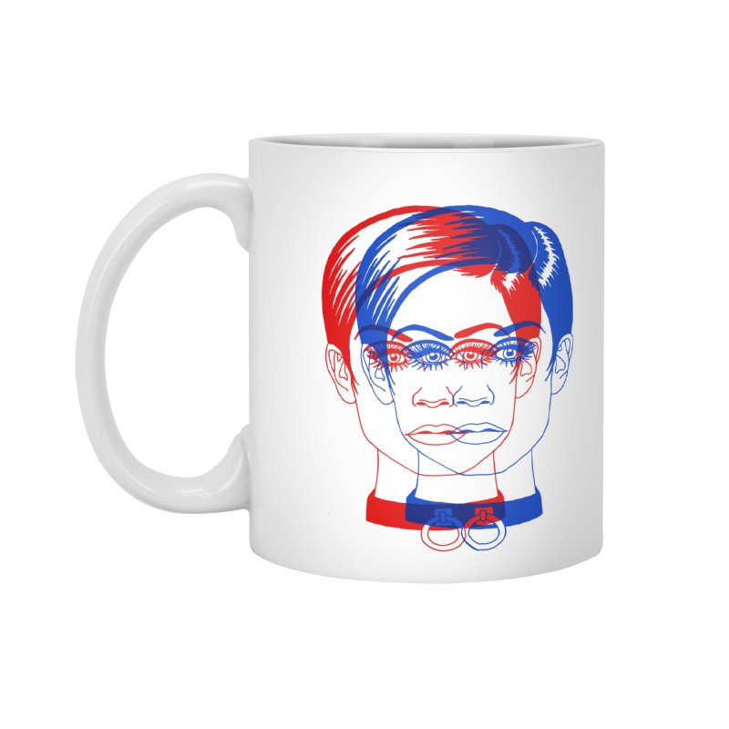 double twiggy Accessories Mug by Earthtomonica's Artist Shop