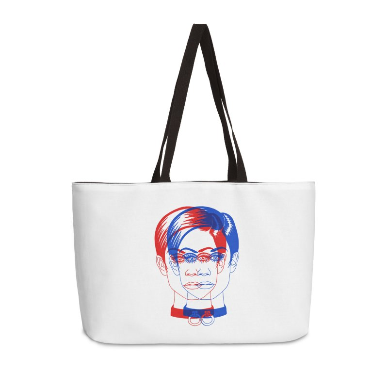 double twiggy Accessories Weekender Bag Bag by EarthtoMonica