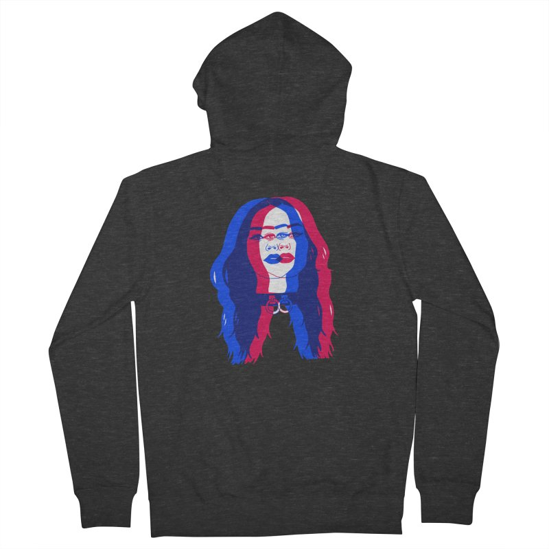 I can't be what you need Women's French Terry Zip-Up Hoody by Earthtomonica's Artist Shop