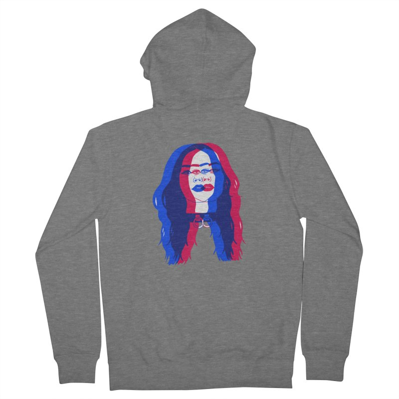 I can't be what you need Women's Zip-Up Hoody by EarthtoMonica