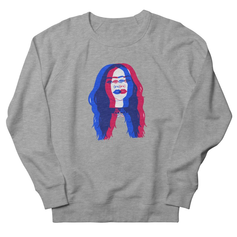 I can't be what you need Women's French Terry Sweatshirt by Earthtomonica's Artist Shop