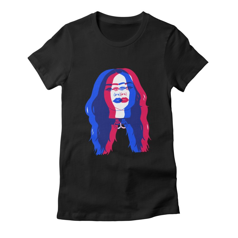 I can't be what you need Women's Fitted T-Shirt by Earthtomonica's Artist Shop