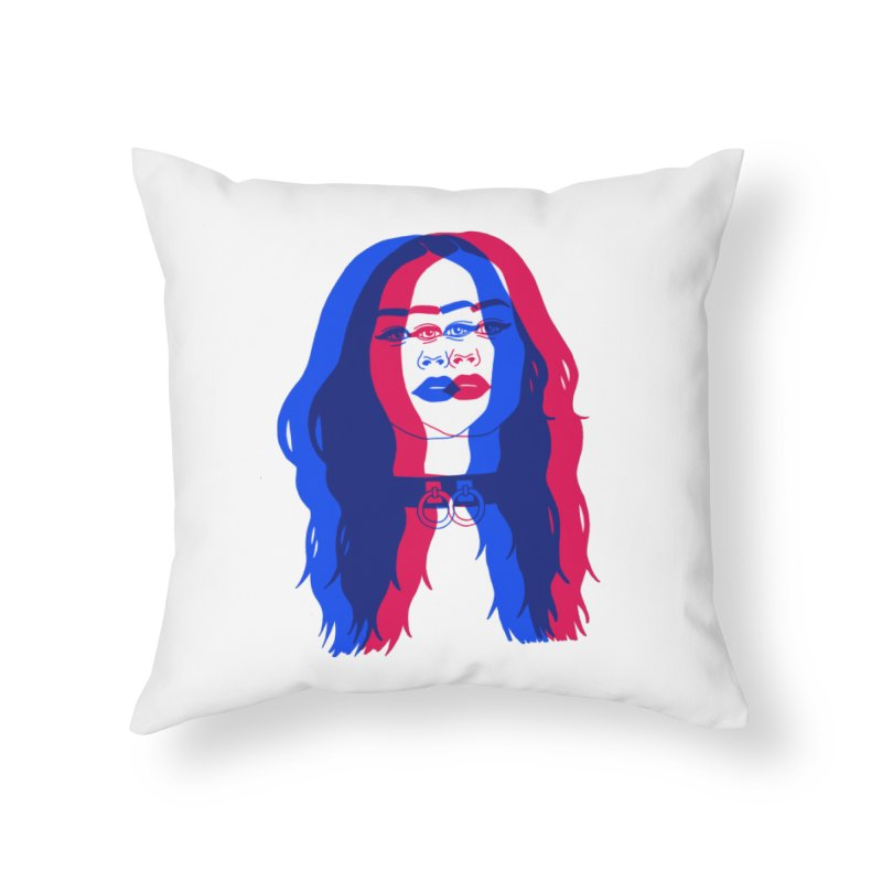 I can't be what you need Home Throw Pillow by EarthtoMonica