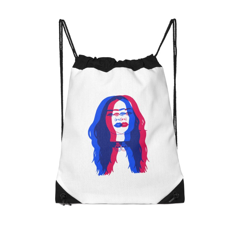 I can't be what you need Accessories Drawstring Bag Bag by EarthtoMonica