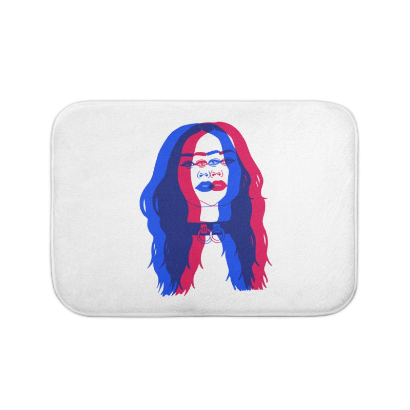 I can't be what you need Home Bath Mat by Earthtomonica's Artist Shop