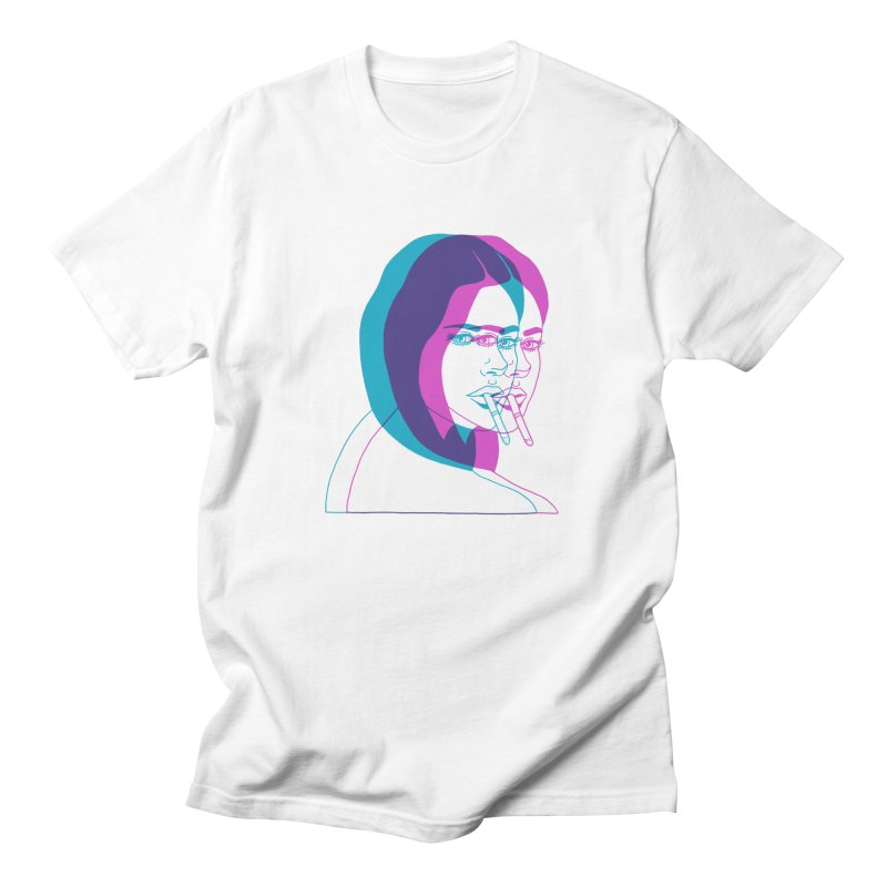 I'd rather be asleep right now Women's Regular Unisex T-Shirt by EarthtoMonica
