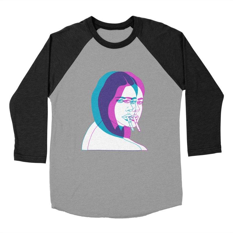 I'd rather be asleep right now Men's Baseball Triblend T-Shirt by Earthtomonica's Artist Shop