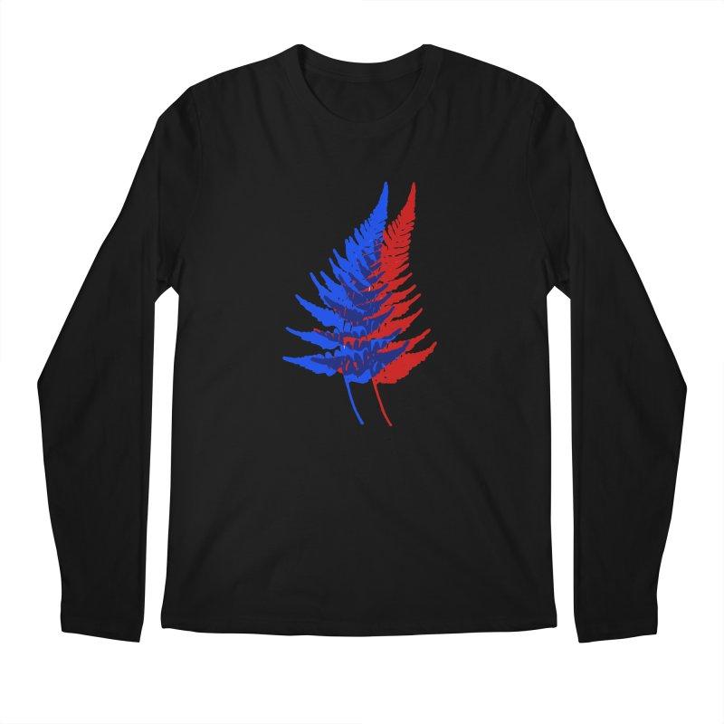 double fern Men's Regular Longsleeve T-Shirt by EarthtoMonica