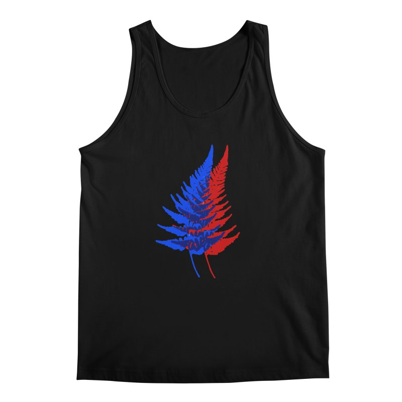 double fern Men's Tank by Earthtomonica's Artist Shop