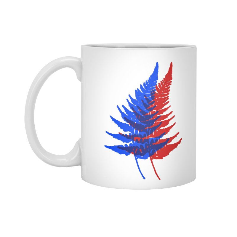 double fern Accessories Standard Mug by EarthtoMonica