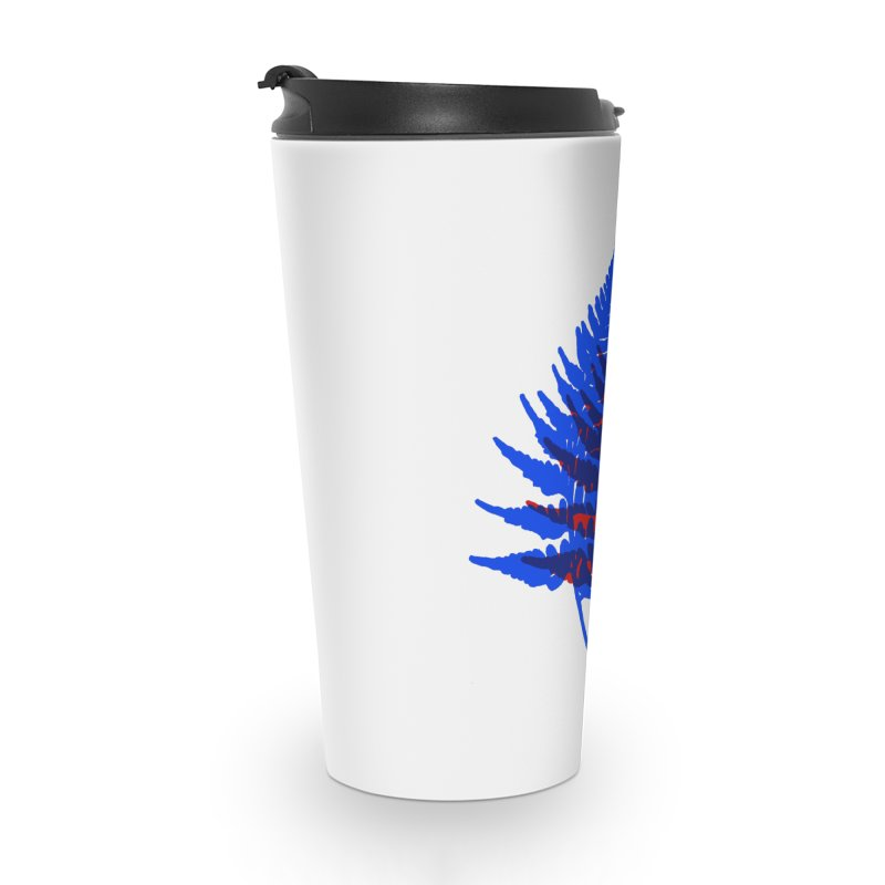 double fern Accessories Travel Mug by EarthtoMonica