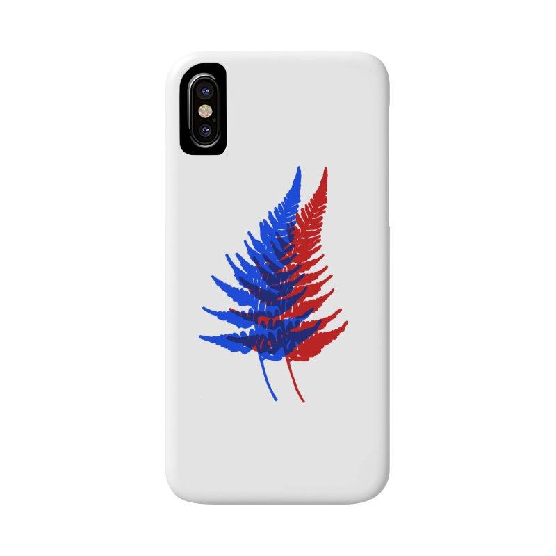 double fern Accessories Phone Case by Earthtomonica's Artist Shop
