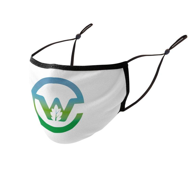 Earthwatch Brandmark Accessories Face Mask by Earthwatch