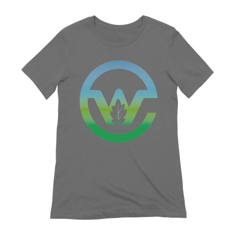 Earthwatch Brandmark Women's T-Shirt by Earthwatch