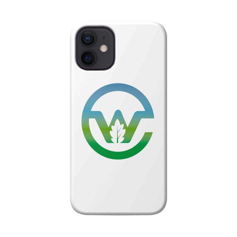 Earthwatch Brandmark Accessories Phone Case by Earthwatch
