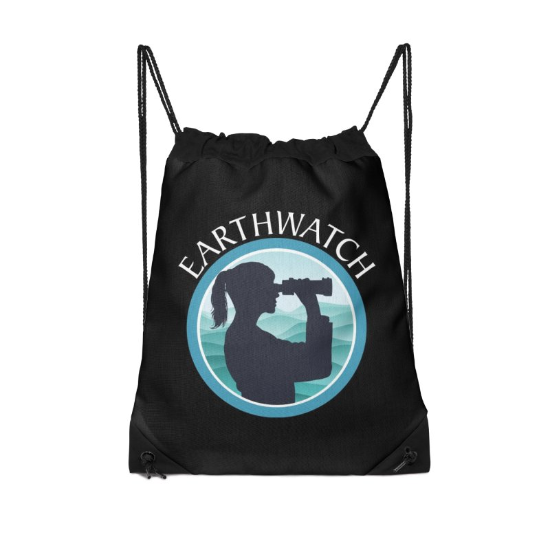 Girls in science | Earthwatch Accessories Bag by Earthwatch
