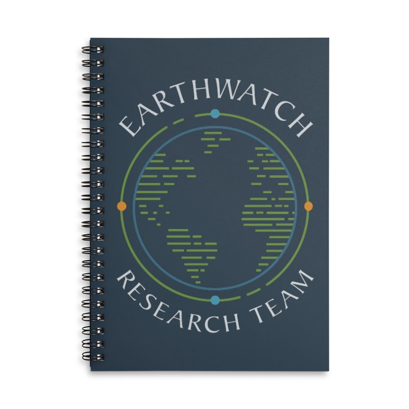Earthwatch Research Team Accessories Notebook by Earthwatch
