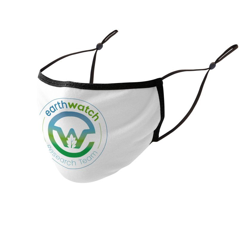 Earthwatch Research Team Accessories Face Mask by Earthwatch