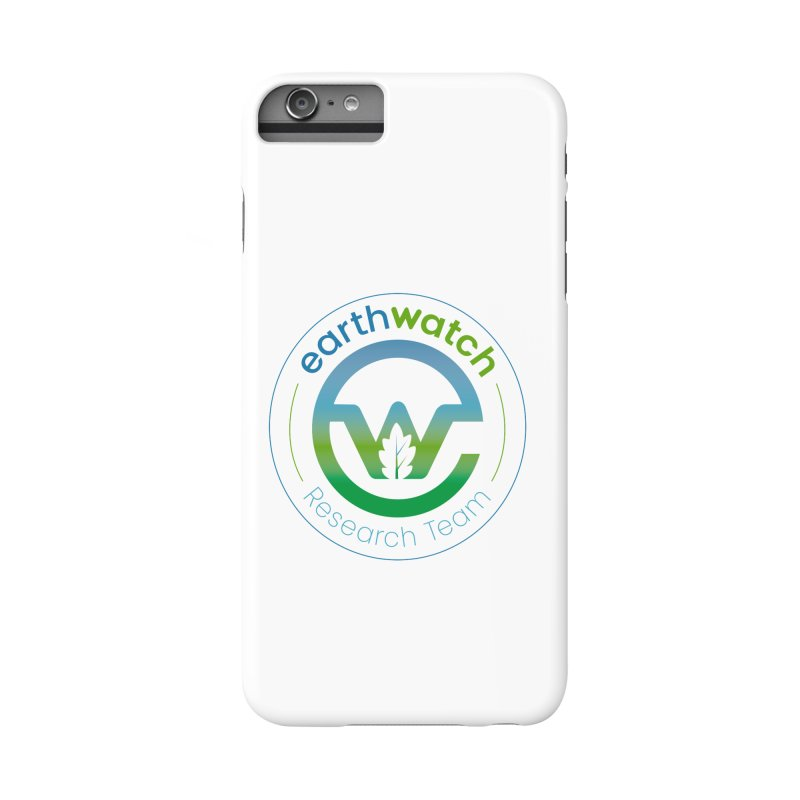 Earthwatch Research Team Accessories Phone Case by Earthwatch