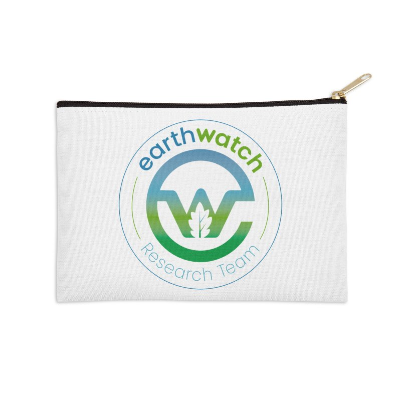 Earthwatch Research Team Accessories Zip Pouch by Earthwatch