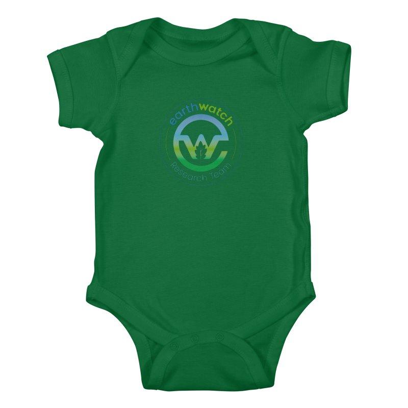 Earthwatch Research Team Kids Baby Bodysuit by Earthwatch