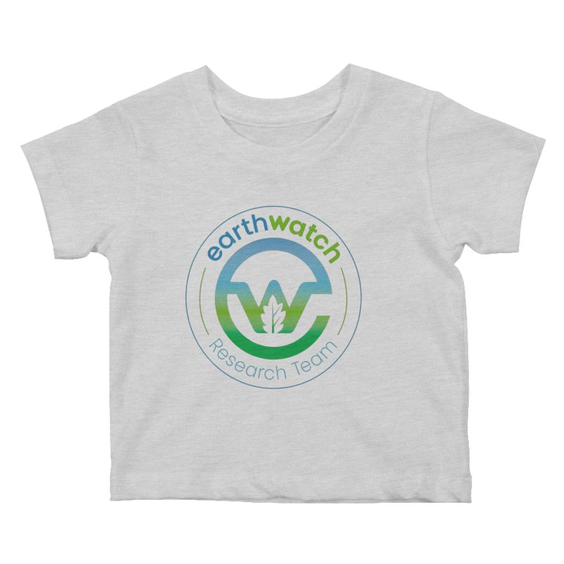 Earthwatch Research Team Kids Baby T-Shirt by Earthwatch