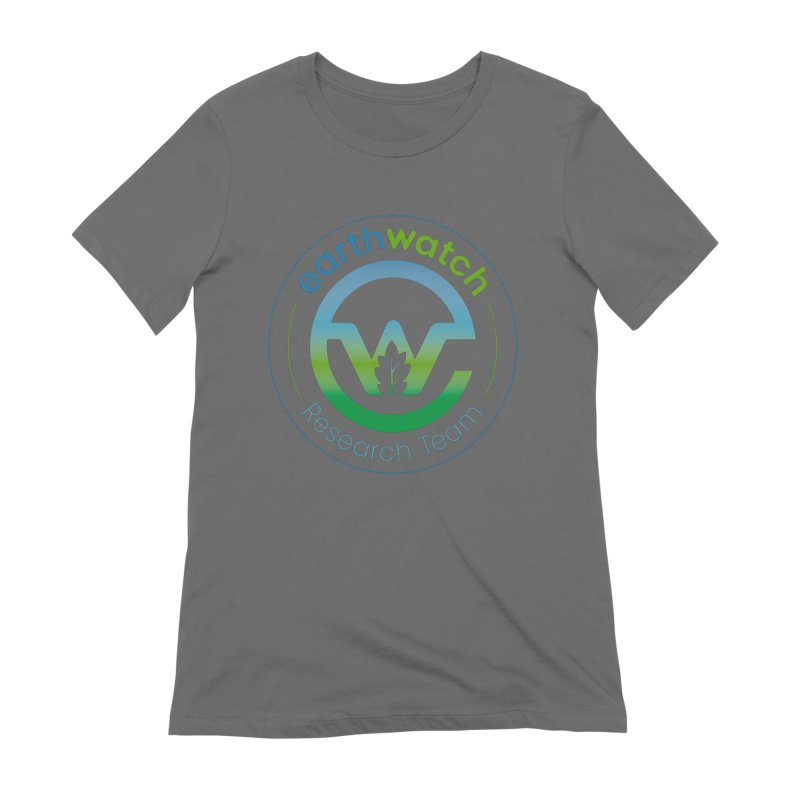 Earthwatch Research Team Women's T-Shirt by Earthwatch