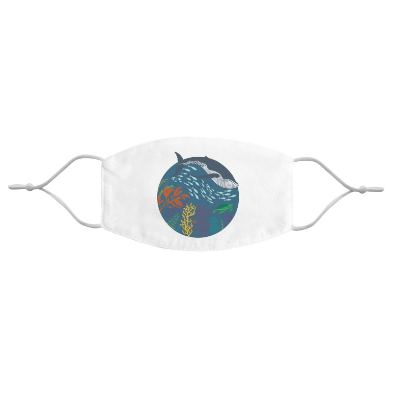 World Oceans Day | Earthwatch Accessories Face Mask by Earthwatch
