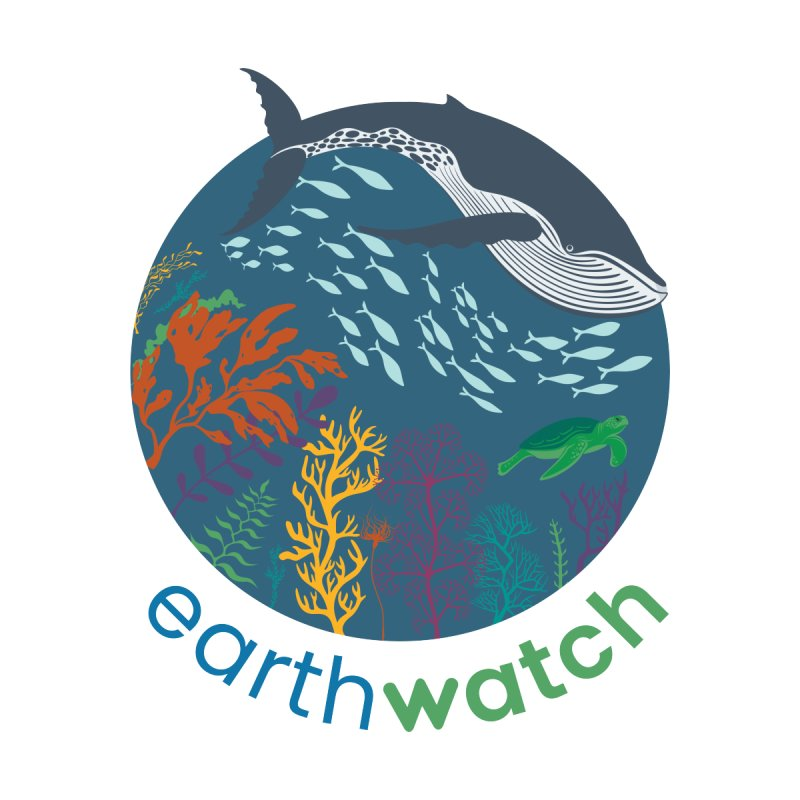 World Oceans Day | Earthwatch Kids Baby T-Shirt by Earthwatch