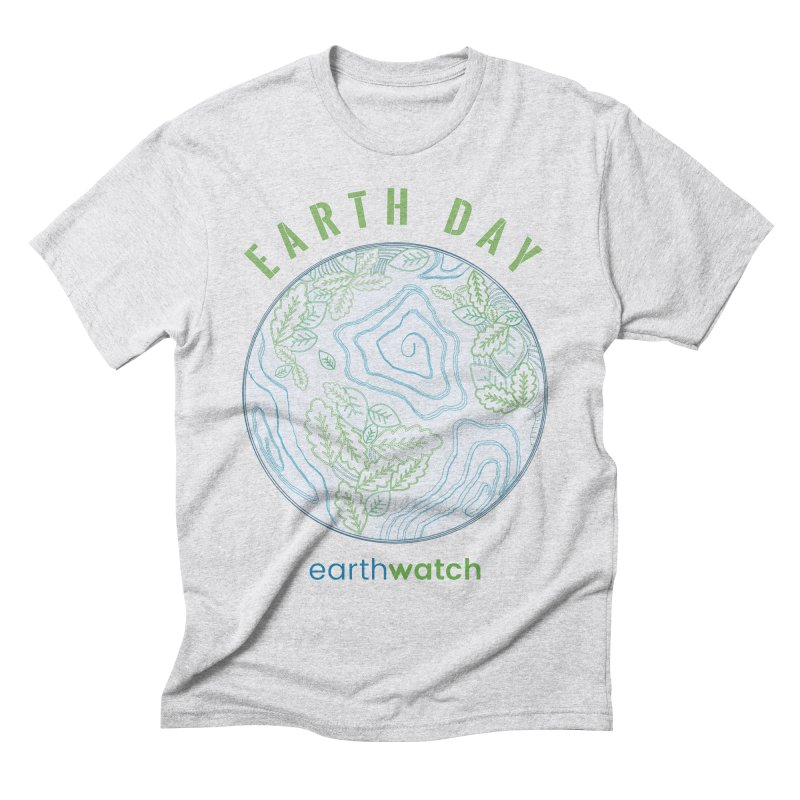 Earth Day 2020—Color   Earthwatch Men's T-Shirt by Earthwatch