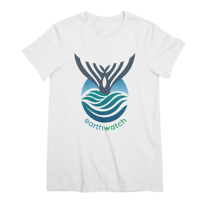 Oceans 2020 | Earthwatch Women's T-Shirt by Earthwatch