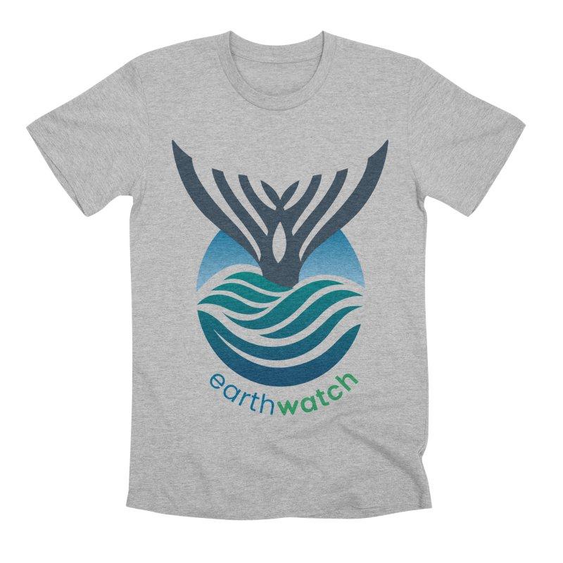 Oceans 2020 | Earthwatch Men's T-Shirt by Earthwatch