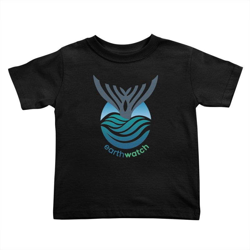 Oceans 2020 | Earthwatch Kids Toddler T-Shirt by Earthwatch