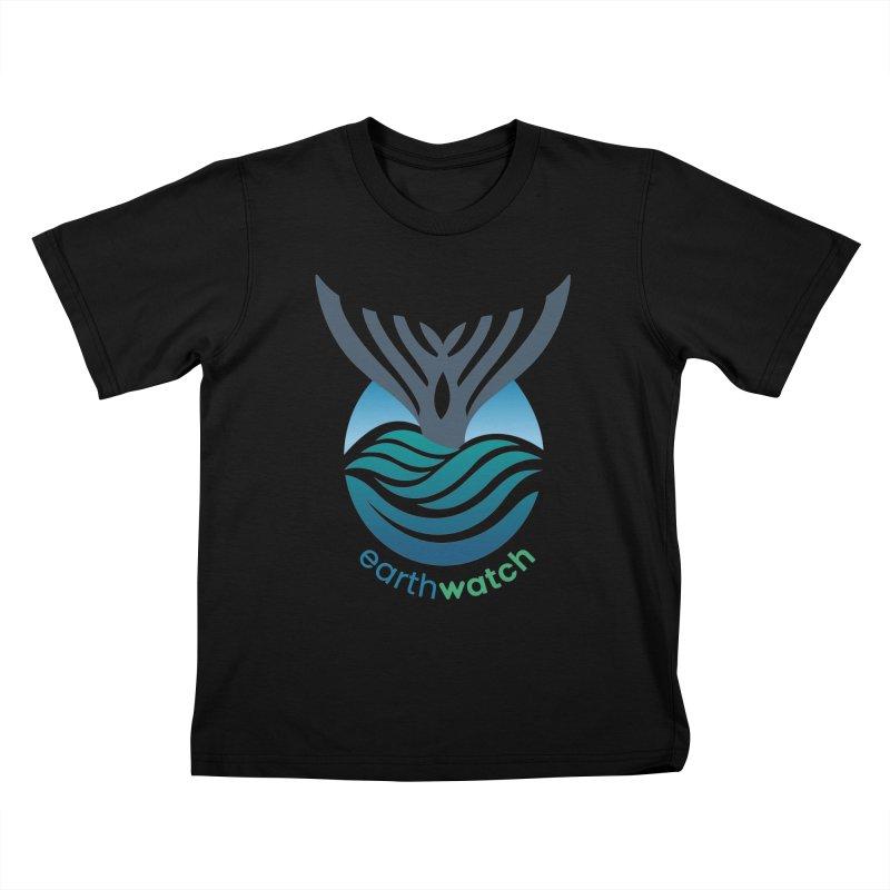 Oceans 2020   Earthwatch Kids T-Shirt by Earthwatch