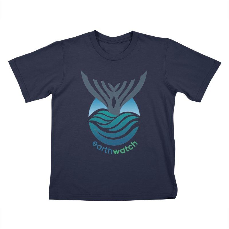 Oceans 2020 | Earthwatch Kids T-Shirt by Earthwatch