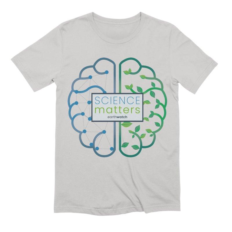Science Matters | Earthwatch Men's T-Shirt by Earthwatch