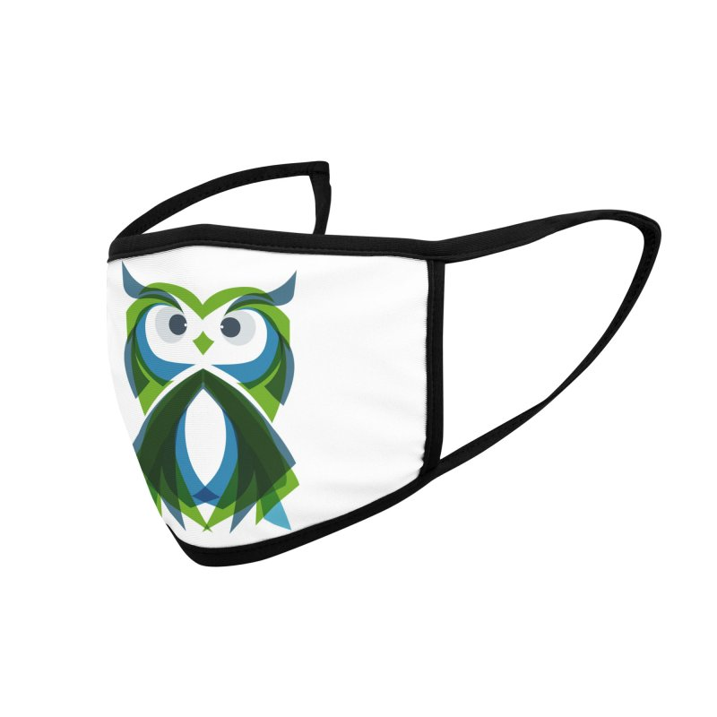 Owl 2020    Earthwatch Accessories Face Mask by Earthwatch